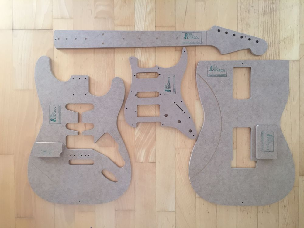 '60s Strat HSS Conversion