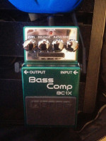 Boss Bass Comp BC-1X 140Euro